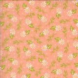 Happy Days | Sherri and Chelsi | Moda Fabrics | 37601-13 | Dainty Peach