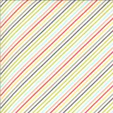 Happy Days | Sherri and Chelsi | Moda Fabrics | 37604-11 | Stripe Multi