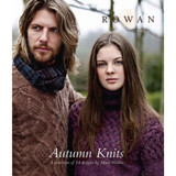 Rowan Autumn Knits Collection by Marie Wallin (ZB144)