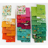 Jungle Paradise Fat Quarter Bundle - 38 pieces