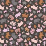 Piggy Tales | Lewis and Irene | A534.3 Piggies on Dark Mud
