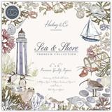 "Sea & Shore Premium Paper Pad size 6""x6"", 40 Sheets | Hackney & Co | Craft Consortium - Main image"