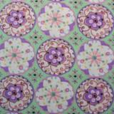 Circle Blossoms   Dena Designs   Freespirit Fabrics   Half Metre Units