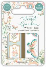 Secret Garden Premium Washi Tape   Clare Therese Gray   Craft Consortium - Main image
