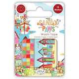 Sandy Paws Premium Washi Tape | Helz Cuppleditch | Craft Consortium- Main image