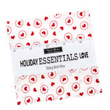 Holiday Essentials - Love | Stacy Iest Hsu | Moda Fabrics | 20750PP Charm Pack