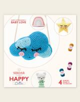 Sirdar Happy Cotton | Baby Love | Happy Cotton Book 9 | 4 Nursery Projects