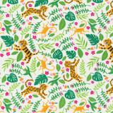 Jungle Paradise   Stacy lest Hsu   Moda Fabrics   20783-11 Cloud