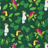 Jungle Paradise   Stacy lest Hsu   Moda Fabrics   20782-22 Palm