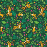 Jungle Paradise   Stacy lest Hsu   Moda Fabrics   20783-22 Palm