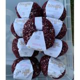 Sirdar Bouffle Chunky Joblot | 9 balls | Shade 726 Lot 0000