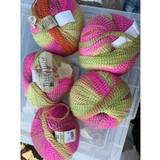 Euro Baby Maypole DK Joblot   5 balls   Shade 09 Lot 140909
