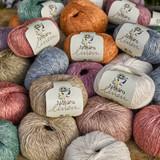DMC Natura Linen Crochet Yarn | Various Colours