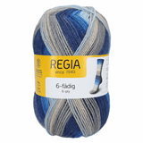 Regia Color 6 Ply Sock Knitting Yarn in 150g Balls | 06332 DayBreak
