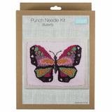 #Butterfly Punch Needle Kit | Trimits (GCK115)