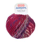 Adriafil Robin Hood Chunky Knitting Yarn, 100g Balls | Various Shades