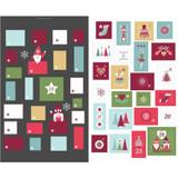 Hygge Christmas | Lewis and Irene | C32.3 Advent Calendar Slate Panel