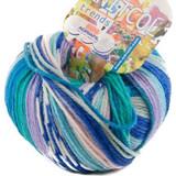 Adriafil Knitcol Joblot 4 Balls | Shade 66 Boccioni Fancy Dyelot 09