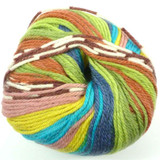 Adriafil Knitcol Joblot 5 Balls | Shade 47 Gauguin Fancy Dyelot 31