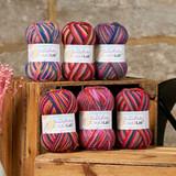 WYS ColourLab DK Knitting Yarn, 100g balls   Zandra Rhodes   Various Colours