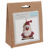 Trimits | Make Your Own Felt Decorations | Santa