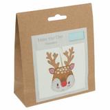 Trimits | Make Your Own Felt Decorations | Reindeer
