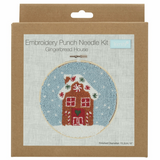 Trimits Punch Needle Kit | Gingerbread House