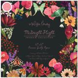 "Craft Consortium | Midnight Flight by Melissa Lowry | Premium Paper Pad | 12"" x 12"""