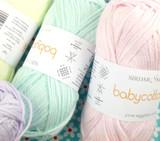Sirdar Snuggly Baby Cotton DK Knitting Yarn | Various Shades - Main Image