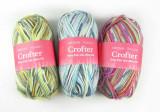 Sirdar Snuggly Baby Crofter DK Yarn, 50g Balls   Various Shades - Main image