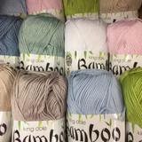King Cole Bamboo Cotton DK Knitting Yarn | Various Colours - Main Image