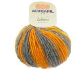 Adriafil Zebrino Aran Knitting Yarn - Main Image