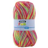 Patons Fab DK, 100g Acrylic Knitting Yarn | 2344 Clown Colour