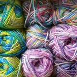 Robin Paintbox DK Knitting Yarn - Main Image