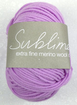 Sublime Extra Fine Merino Wool DK   204 Frappe