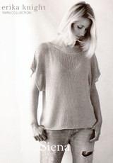 Siena Simple Top by Erika Knight  for Studio Linen