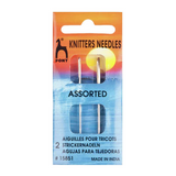 Knitters Sewing Needles | 2 Needles | Pony