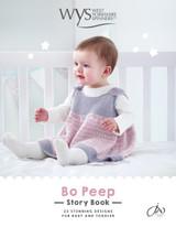 Bo Peep Story Book of DK knits - WYS