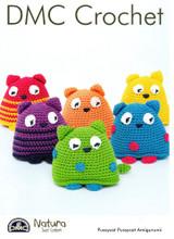 Pussycat Pussycat Crochet Pattern | DMC Natura Just Cotton