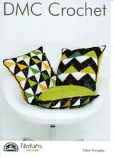 Tribal Triangles Crochet Pattern | DMC Natura Just Cotton