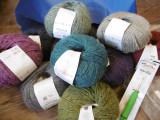 Felted Tweed DK kit for Lisa Richardson CAL 2017