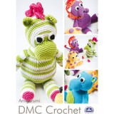 Pattern for Crocheted Safari Animals - DMC Crochet Natura Cotton