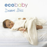 Debbie Bliss Knittin Pattern Book for Eco Baby Yarn - Cover