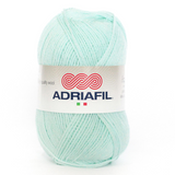 Adriafil Azzurra 3 Ply Knitting Yarn - Main Image (shade  08 Sea Green)