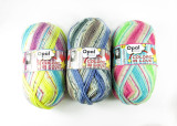 Opal 4 Ply Sock Knitting Yarn in 100g Balls - Colours in Love| Various Colours