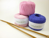 Sirdar Snuggly Baby Bamboo DK Knitting Yarn