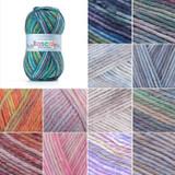 Sirdar Snuggly Rascal DK Baby Knitting Yarn, 50g Balls | Various Shades - Main