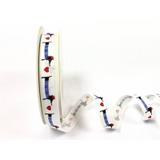 Bertie's Bows Polyester Grosgrain Ribbon Dachshund | 16 mm
