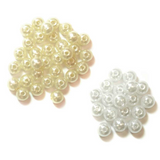 Trimits | Glass Pearls | Various Colours | 6mm - Approx 20pcs