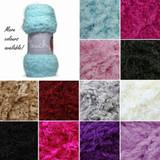 Sirdar Touch Soft Fur Knitting Yarn | Various Shades - Main